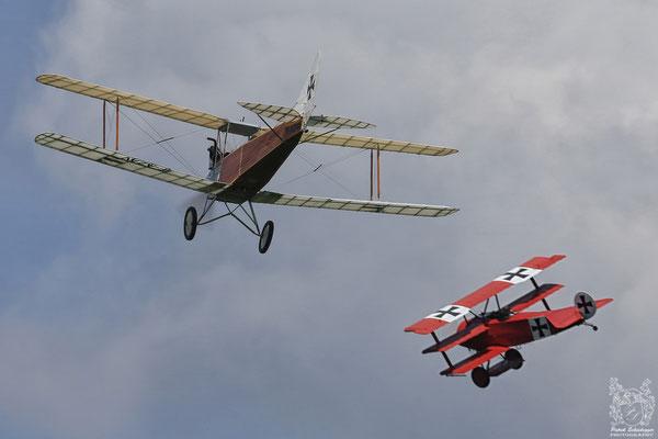 Fokker DR-1 Triplane (replica) &