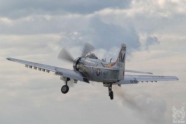 Douglas A-1D Skyraider (AD-4N)
