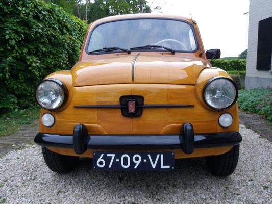 Fiat 600 hout