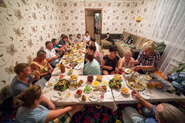 traditionelles kasachisches Essen