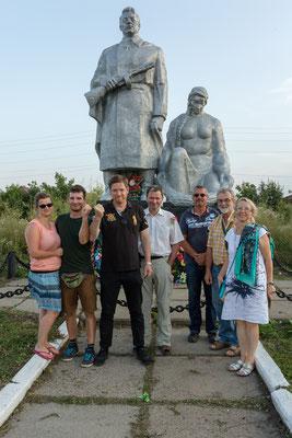 jedes Dorf hat nicht nur ein Denkmal