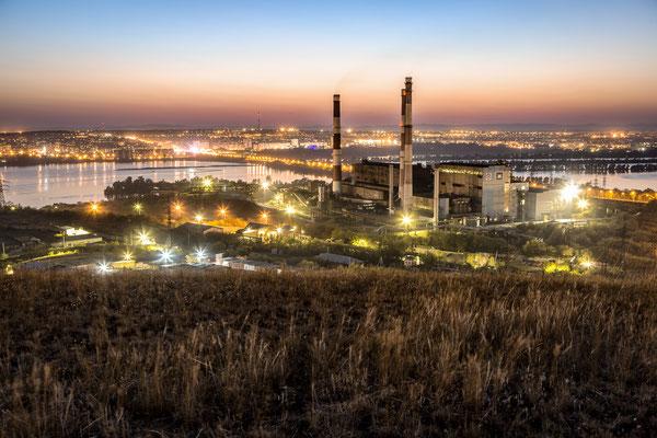 Stahlwerk Magnitogorsk I