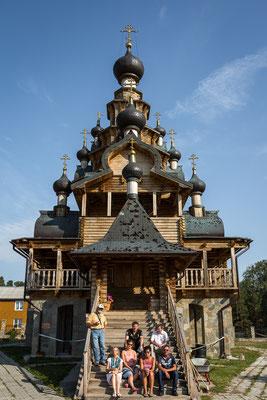 Holzkirche des Russischen Nordens III