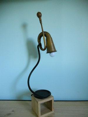 lampe klaxon interrupteur poire