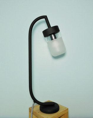 lampe sur pied bocal
