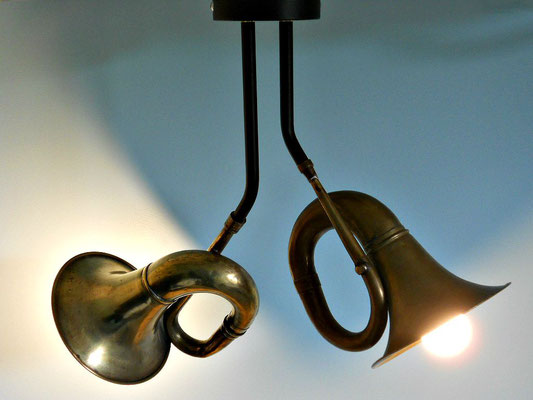suspension klaxon