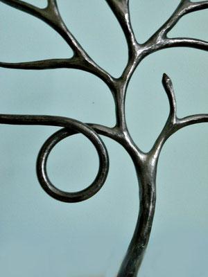 boucle arbre à bijoux