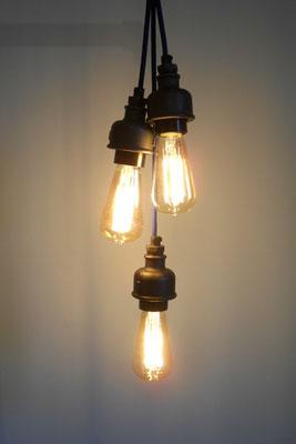 """ampoule """"edison""""  filament  LED"""