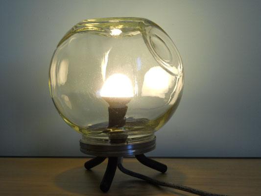 lampe bocal à bonbon