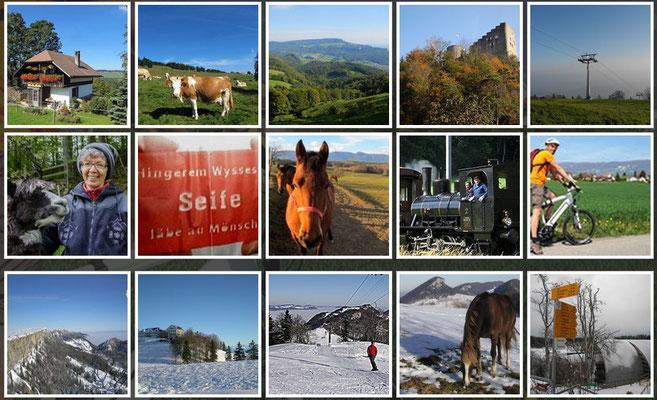 Wanderungen im Kanton Solothurn