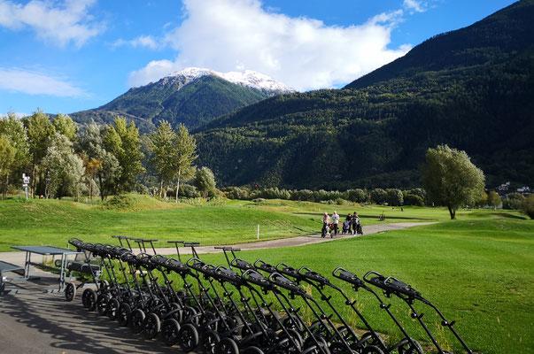Statt ferienwohnung im Golfhotel im Wallis?