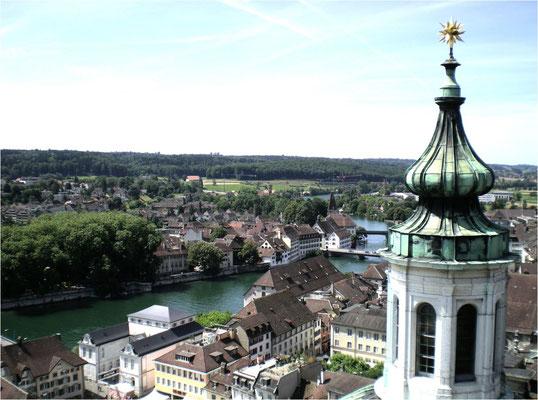 Städtereisen ab Solothurn  - Chur und Brig die Schweiz entdecken - 3 Standorte reichen für Ihre Schweiz Rundreise durch die Schweiz ohne Kofferpacken!