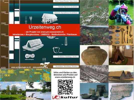 Pfahlbauer Schweiz Unescokulturwelterbe Inkwilersee