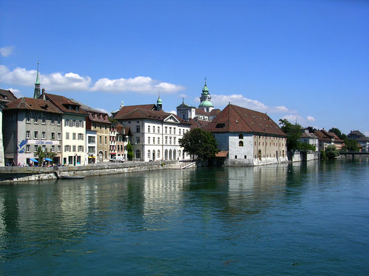 Ausflüge Solothurn