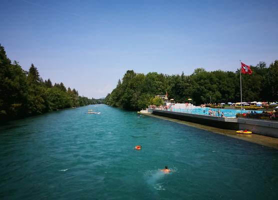 Ihre Ferienregion Bern nah hier?