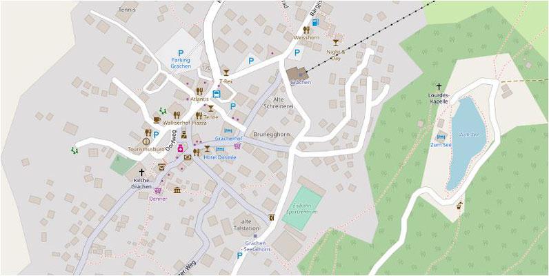 Klicken wie erstelle ich solche OpenStreetMap Karten wie korrekt einsetzen, siehe auch PDF