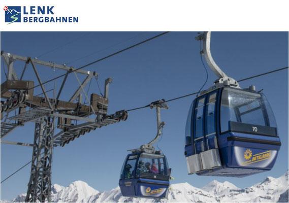 Skifahren Berner Oberland mit Bus