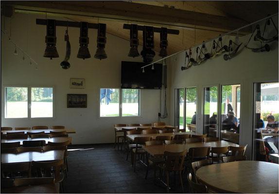Festhütte Hornusserhütte