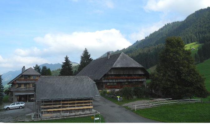 Schangnau Tourismus
