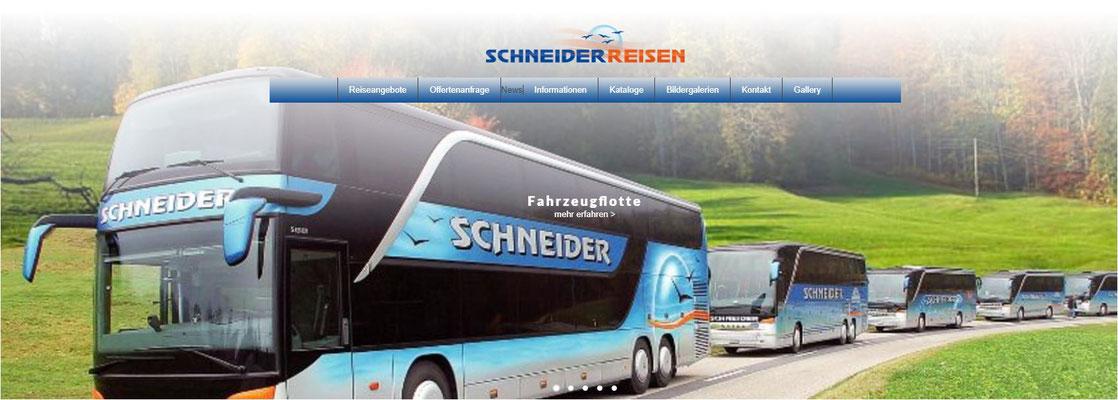 Carreisen Mittelland  -Carreisen Auslüge Schweiz - ab Solothurn mit Schneider Reisen