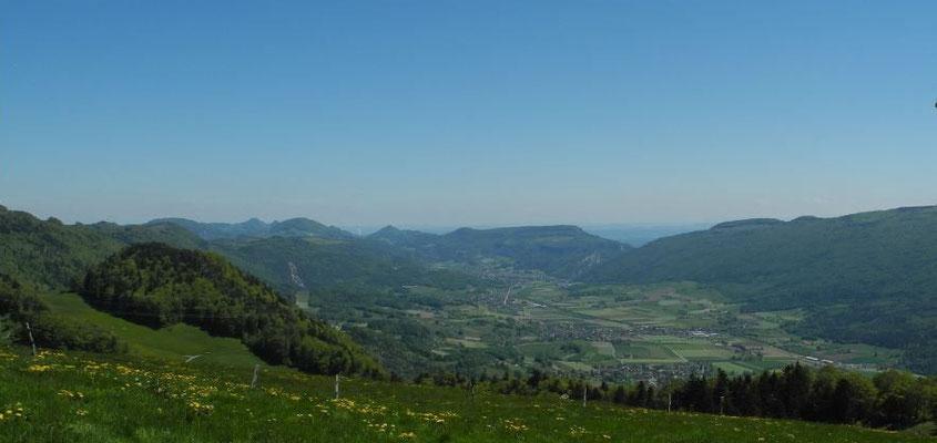 Wandern Solothurner Jura - schöne Winterwanderungen - gute Ausflüge Jura