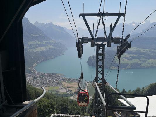 Wanderferien ohne Kofferpacken Schweiz! 7 schöne Wanderungen ab Sportzentrum