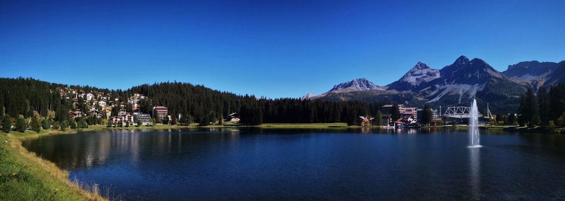 Polysportive Sommerferien  in guter Luft - Arosa