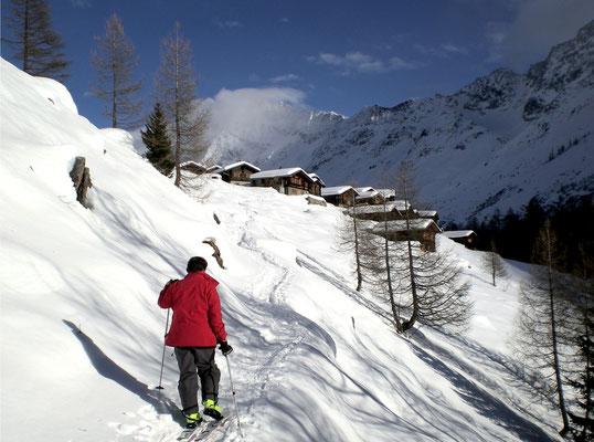 Winterwanderurlaub Schweiz