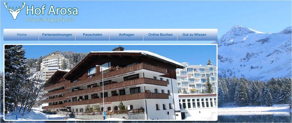Ferienwohnungen Graubünden