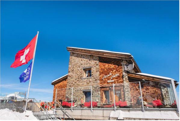 Gutes Berghotel Graubünden