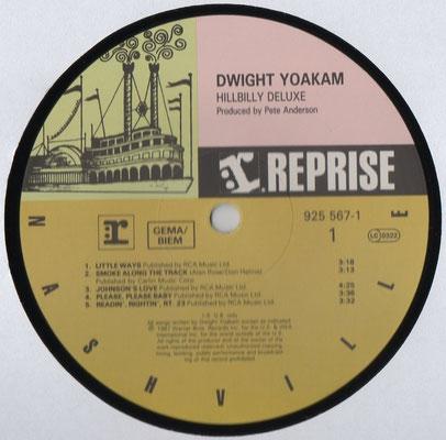 Reprise 925 567-1, Deutschland, 1987