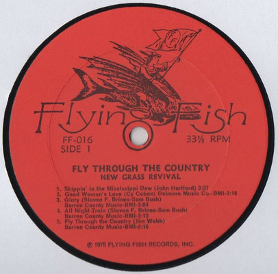 Flying Fish FF-016, USA, 1975