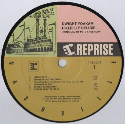 Reprise 1-25567, USA, 1987