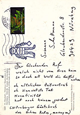 Theo Noll (über Nikolaus Glockendon II)