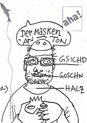 Anton Hantschel, Nürnberg (> Skizze im Anschreiben)