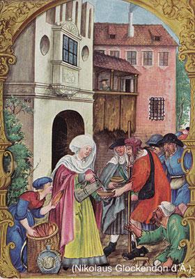 Theo Noll (über Nikolaus Glockendon I)