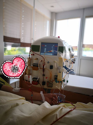 德国INUS血液净化 治疗机器