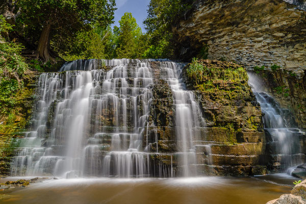 Jones falls - Bruce Peninsula