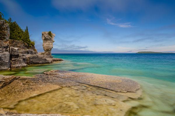 Flowerpot Island - Bruce Peninsula NP