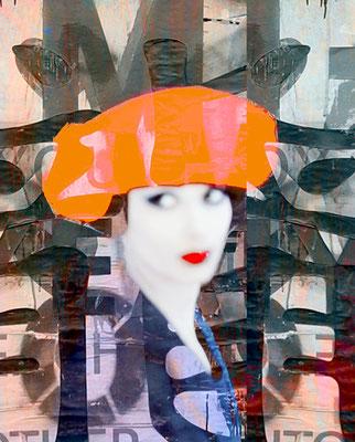 The blush 15_2016_38x30 cm_Alu Dibond mit Plexiglas