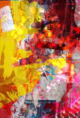 Canvas III 02.1_212x144 cm_Stoffdruck