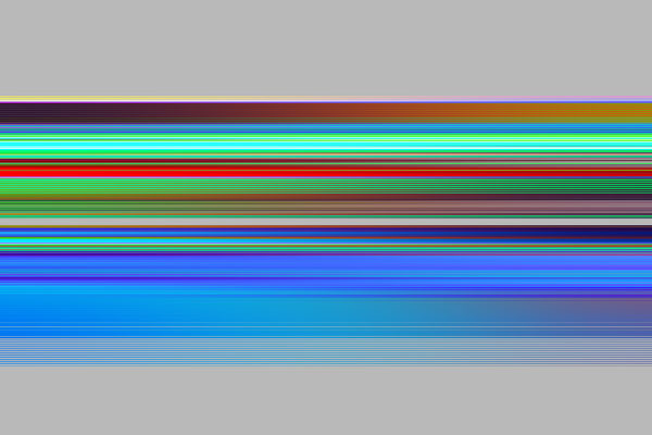 stripes 01.2_2008_200x130cm_Alu Dibond mit glänzender Oberflächenkaschierung