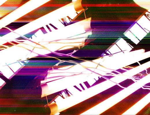 Sternschlag 02.2_2011_100x76 cm_Direktdruck auf Alu Dibond