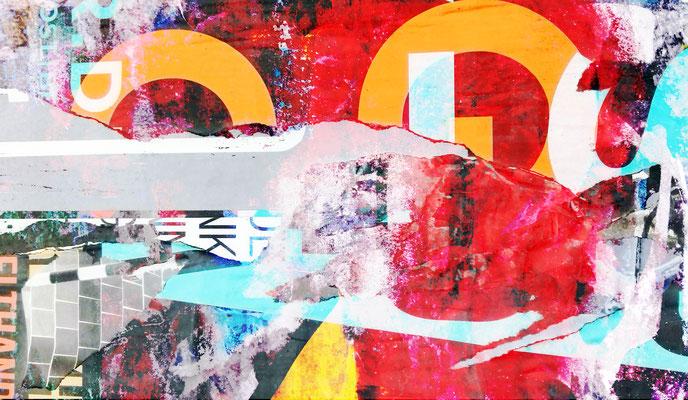 Canvas III 02.1_2016_110x64cm_Alu Dibond mit glänzender Oberflächenkaschierung