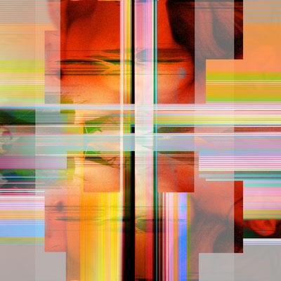Crossing 01_2015_180x180 cm_Alu Dibond mit glänzender Oberflächenkaschierung
