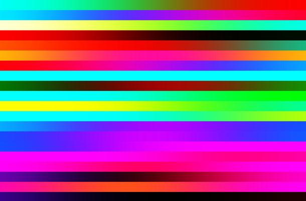 stripes 02.1_2009_190x136cm_Alu Dibond mit glänzender Oberflächenkaschierung
