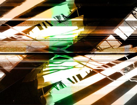 Sternschlag 02_2011_100x76 cm_Direktdruck auf Alu Dibond