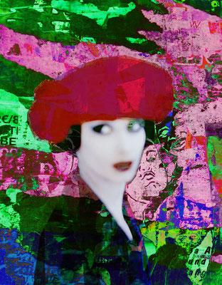 The blush 09_2016_38x30 cm_Alu Dibond mit Plexiglas