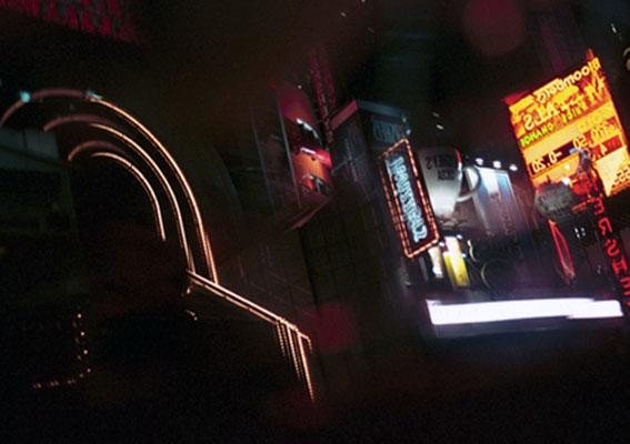 NY Lights 05_2010_130x93 cm_Alu Dibond mit glänzender Oberflächenkaschierung