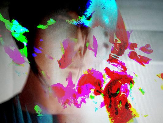 Robotic girl 04.1_2011_90x67 cm_Direktdruck auf Alu Dibond